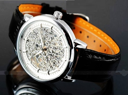 Veľmi eleganté a decentné hodinky c7eebc1a0f6