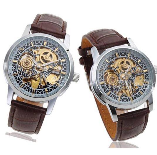 Extrémne odolný a pritom plne eleganté a decentná hodinky. Precízny chod  hodiniek zaisťuje automatický strojček 620b7dba830