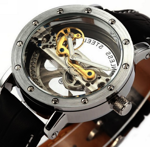 483f47a72 Lacné hodinky - luxusné, skeletonové hodinky od 19 euro