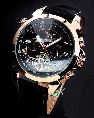 Krásne a vysoko luxusné hodinky s Tourbillonom. Tourbillonom sú opatrené hodinky  luxusných značiek a ich cena je zhruba stonásobne vyššia e173ac730c4