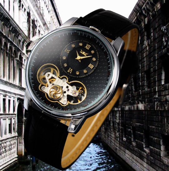 Dualne mechanické hodinky Proximo zľava 25% 3b9ea1fdfd